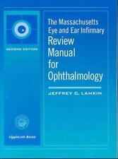 The Massachusetts Eye and Ear Infirmary Review Manual for Ophthalmology, , Lamki