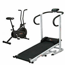 Lifeline Manual Treadmill with 102 cycle for Exercise
