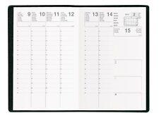 Exdi Calliope Agenda Semainier Scolaire 2016/2017 c: Noir Format :16x24 cm  NEUF