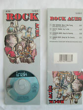 "Rock Aces - Eric Burdon/Pretty Things/Spencer Davis/Canned Heat (3"" CD)  NEW"
