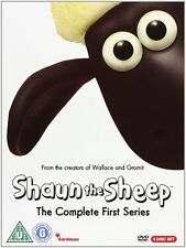 Shaun The Sheep - Complete First Series 1 Box Set Collection | New | DVD