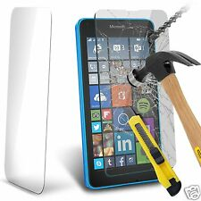 100% Genuine Tempered Glass Film Screen Protector for Microsoft Lumia 640 XL