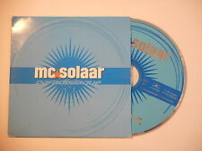 Mc SOLAAR : PARADISIAQUE [ CD SINGLE RTL PORT GRATUIT ]