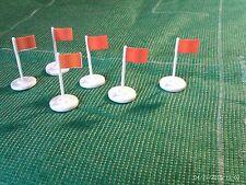 Subbuteo Accessories - 61118 Line Flags x 6