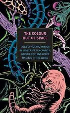 The Colour Out of Space: Tales of Cosmic Horror (New York Review Books-ExLibrary