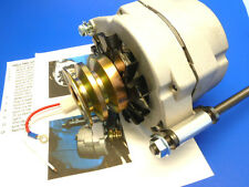 1958-64 Ford 332 352 390 F.E. Generator to Alternator Conversion 100 AMP 12V.