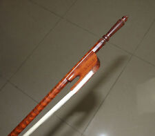 BAROQUE VIOLIN BOW, PURE SNAKEWOOD, HANDMADE, GREAT BALANCE, UK SELLER!