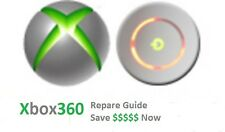 How to fix Xbox 360 repair guide fix ring of death red lights (eBook-PDF file)
