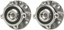 Hub Bearing Assembly for 2000 BMW 528i Fit ALL TYPES Wheel-Front Pair