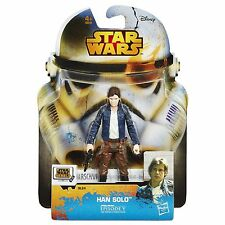 Star Wars Rebels Saga Legends HAN SOLO Figure by Hasbro (SL24/B0686)