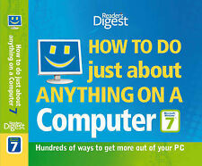 """Reader's Digest How to Do Just About Anything on a Computer """"Microsoft Windo"""