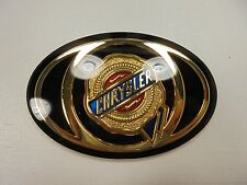 05-10 Chrysler Town & Country 300 New Grille Medallion Emblem Gold Mopar Oem