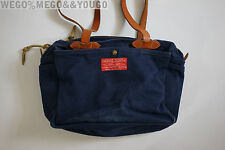 CC FILSON RED LABEL RUGGED TWILL LARGE TOTE Laptop Bag BRIEFCASE Pack RARE