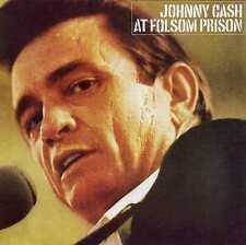 JOHNNY CASH - AT FOLSOM PRISON - NEW CD!!