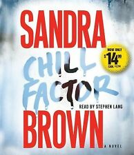 Chill Factor by Sandra Brown - 5CD Audio Book Abridged - New in Shrink Wrap