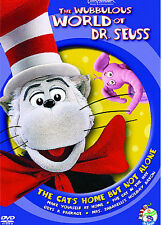 NEW The Wubbulous World of Dr. Seuss - The Cat's Home but not Alone DVD