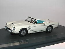 Matrix, 1957 Maserati 3500 GT Spyder by Frua #AM101.268, white, 1/43