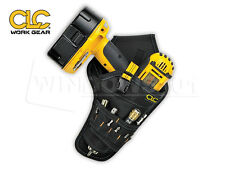 CLC Work Gear 5023 Custom Leathercraft Cordless Deluxe Drill Holster FREE SHIP!