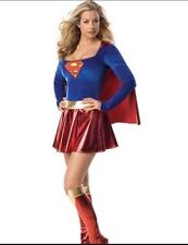 halloween creative superwoman jeu cosplay costume chic robe