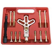 Heavy Duty 13pc Harmonic Balance Puller Gear Wheel Pulley Crank Shaft Steering