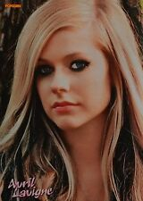 AVRIL LAVIGNE - A4 Poster (ca. 21 x 28 cm) - Clippings Fan Sammlung NEU