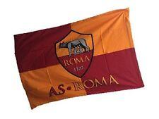 Bandiera Stadio Roma 100 x 140 cm Gadget Ultras FORZA ROMA ROMA CAMPIONE AS ROMA