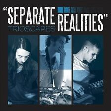 NEW Separate Realities * by Trioscapes CD (CD) Free P&H