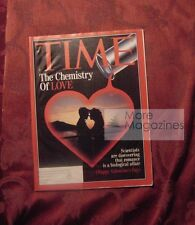 TIME Magazine February 15 1993 Feb 2/15/93 The Chemistry of LOVE