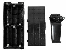 Alkaline BP-208N 6AA Battery Case Holder Pack for Icom Radio IC-F40GS/F40GT/V8