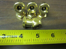 "LOT OF 25 INUSTRIAL TOOL SOLID BRASS TIRE CHUCK INFLATOR 1/4"" NPT M-TYPE BB-4101"