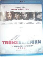 TRANS SIBERIAN FILM IN BLU-RAY NUOVO DA NEGOZIO ANCORA INCELLOFANATO AFFARE!!!