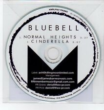 (DQ366) Bluebell, Normal Heights / Cinderella - 2012 DJ CD