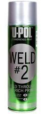 UPOL UP0789 WELD#2™: Weld Through Zinc Rich Primer Aerosol 450ml