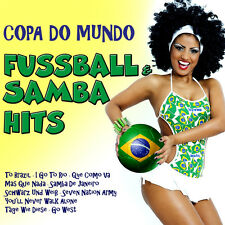 Copa Do Mundo: Fussball & Samba Hits Football FUßBALL CD