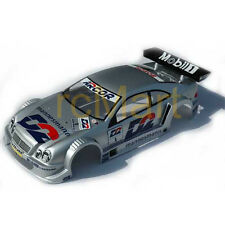 COLT 200mm Clear Body CLK DTM EP GP 1:10 RC Cars Drift Touring On Road #M1132