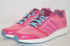 Adidas cc Rocket Boost W climachill corre deporte zapatos 41 1/3 UK 7,5 rosa pink