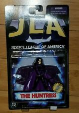 1998 DC JLA THE HUNTRESS COMIC BOOK ACTION FIGURE RARE FREE SHIPPING