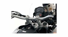 """BMW F700GS F800GS F650GS 08-up Handlebar Riser kit moves bar up 20mm about 7/8"""""""