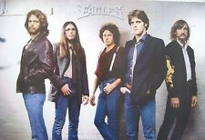 """EAGLES """"BAND WITH 70's SWAGGER"""" POSTER FROM ASIA-Henley,Walsh,Schmit,Felder,Frey"""