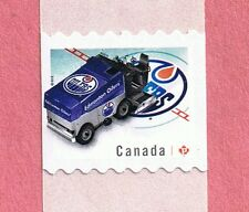 2014 CANADA NHL TORONTO MAPLE LEAFS PERMANENT ICE SURFACE CLEANER STAMP CANADIAN