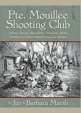 BOOK, Pte. Mouillee Shooting Club, History & Decoys, Michigan, Duck Hunting