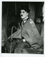 CHARLES CHAPLIN LA RUEE VERS L'OR THE GOLD RUSH 1925 VINTAGE PHOTO #2