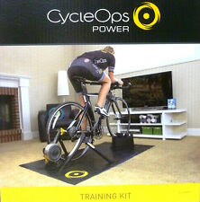 CYCLEOPS JET FLUID PRO BICYCLE INDOOR BIKE TRAINER WINTER KIT