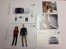 BMW Lifestyle and Care Products Brochures