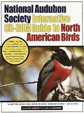 The National Audubon Society Interactive CD-ROM Guide to North American Birds (N