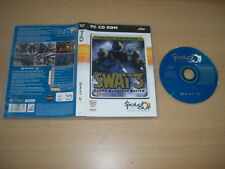 SWAT 3 Close Quarters Battle - Elite Edition  Pc Cd Rom SO - FAST DISPATCH