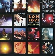Bon Jovi One Wild Night Live CD 1985-2001 Island Def Jam Universal Music