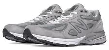 NEW BALANCE M990GL4 MEN'S HERITAGE RUN/WALK SHOE  PIGSKIN/SUEDE SIZE 11 2E GRAY