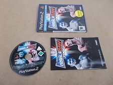 PS2 Playstation 2 Pal Game WWE SMACKDOWN vs RAW 2006 with Box Instructions