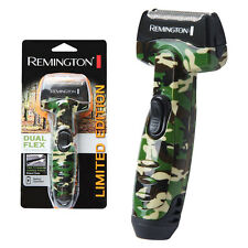 Remington MSC140 CAMO Dual Flex Foil Shaver MSC-140